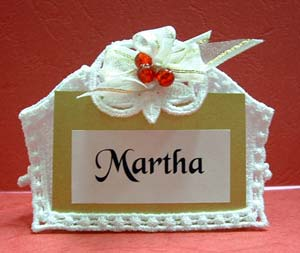 Pop-Up Name Card