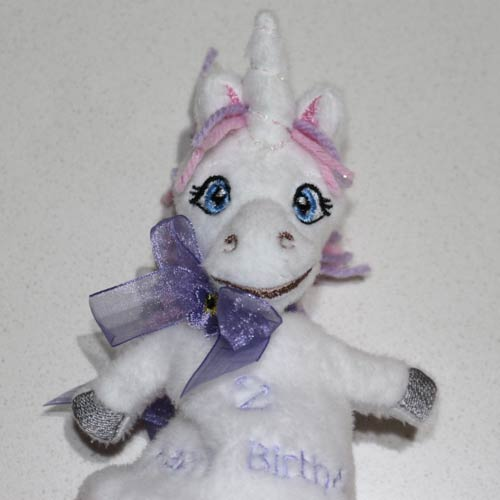 Pop-up Unicorn Puppet