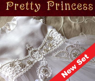 Pretty Princess Lace