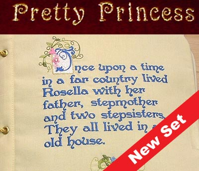 Pretty Princess Wording