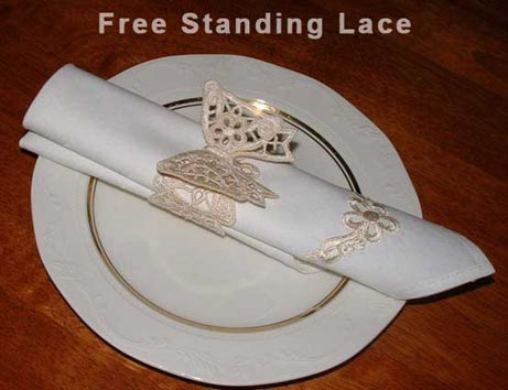 Free Standing Lace